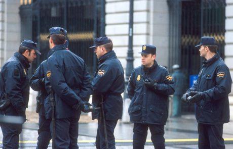 V Madridu zaradi bombne grožnje evakuirali nebotičnik z veleposlaništvi