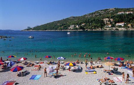 Na Hrvaškem rdeči alarm zaradi visokih temperatur