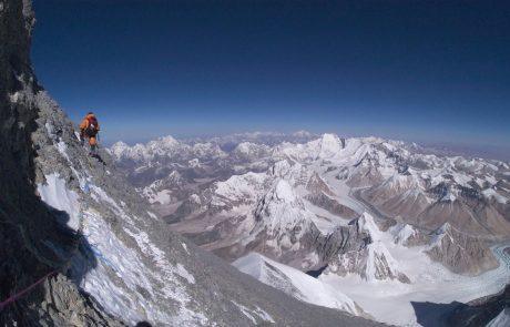 Nepalski alpinist v zgolj sedmih mesecih osvojil 14 najvišjih vrhov sveta in se zapisal v zgodovino