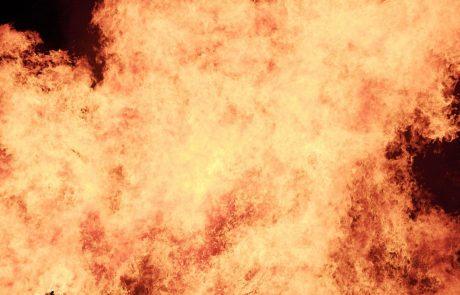 V Črni gori velik požar v tovarni za proizvodnjo in predelavo mesa