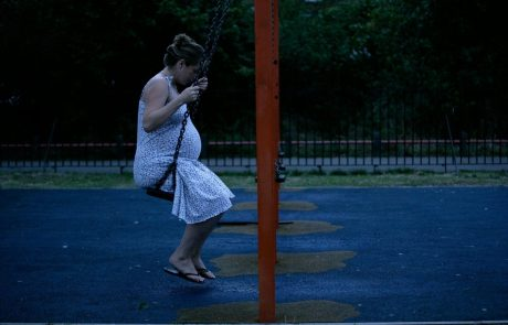 Depresija v nosečnosti je dokaj pogosta!