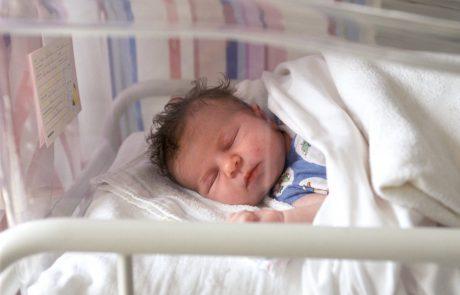 V slovenjgraški bolnišnici po desetletju spet prek tisoč novorojenčkov