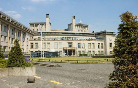 Drama v Haagu: Izrek sodbe prekinili, ker je eden od obtoženih spil strup!