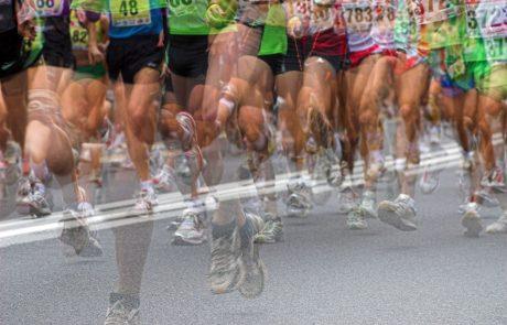 Kenijka Bornes Chepkirui Kitur v Ljubljani na 42 km dosegla nov rekord proge