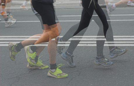 Jan Kokalj in Klara Lukan z rekordoma zmagala na 10 km v Ljubljani