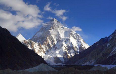 Na zimski odpravi na K2 tudi Slovenec