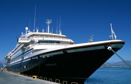 Koper bo obiskala prva potniška ladja po letu 2019
