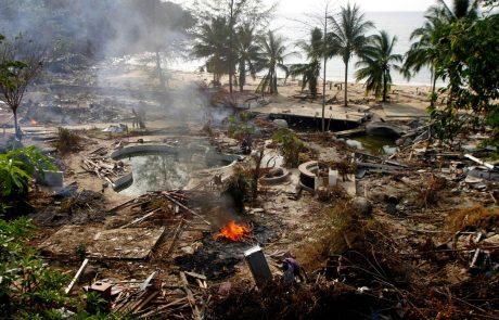 Ganljiva zgodba: Mama po 16 letih iskanja našla svojega otroka, izgubljenega med cunamijem na Šrilanki leta 2004