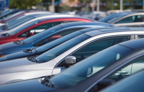 Število osebnih avtomobilov se je v samostojni Sloveniji podvojilo