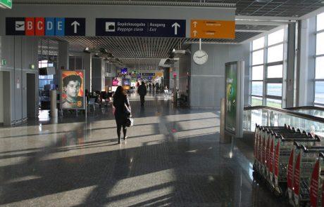 Na frankfurtskem letališču so morali zaradi težav s programsko opremo danes odpovedati skoraj 70 letov
