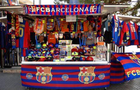 Nova blamaža za Barcelono: Nike dostavil navijaške drese, ki se jih ne da oprati