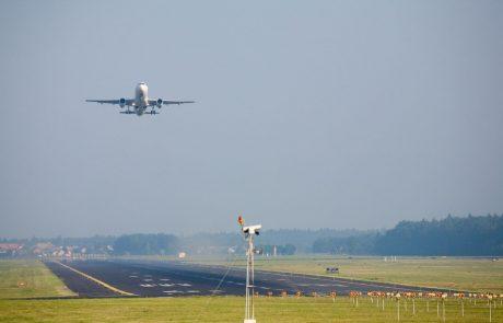 Od sobote na brniškem letališču in nekaterih prehodih s Hrvaško testiranje s hitrimi testi