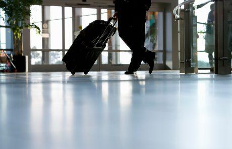 Dunajsko letališče bo letalske prevoznike privabljalo tako, da bodo letos pristojbine za pristanke povsem črtali