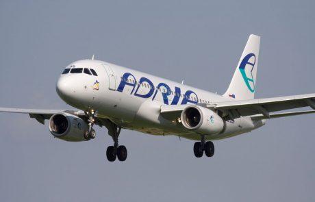 Adria Airways bo kljub prekinitvi letenja izvajala lete v Frankfurt
