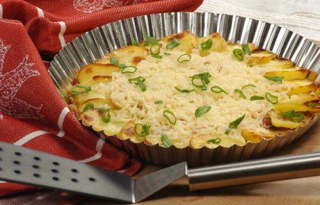 Krompirjeva pita: Hitro kosilo, ki bo navdušilo vse!