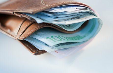 Slovenija je v letošnjem tretjem četrtletju ustvarila nadpovprečen presežek v javnih financah