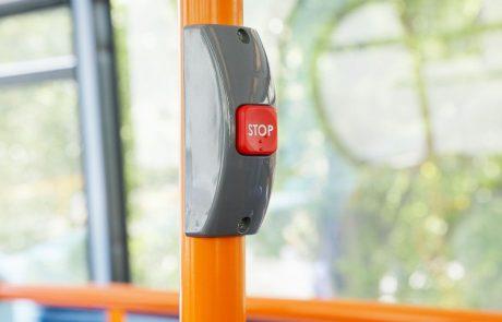 Pretep na avtobusu povzročil tragično nesrečo