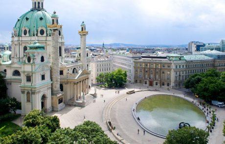 Strokovnjak za terorizem: Dunaj lahka in atraktivna tarča za teroriste