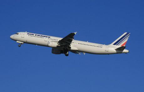 Na ljubljansko letališče se danes vrača Air France, ki bo slovensko prestolnico enkrat tedensko povezoval s Parizom