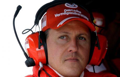 Prvič po hudi nesreči je spregovorila žena Michaela Schumacherja