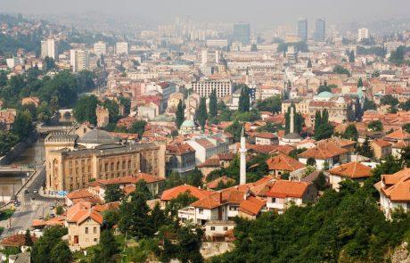 Bosna in Hercegovina prejela prvo cepivo proti covidu-19 v okviru pobude Covax