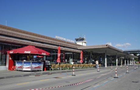 Na brniškem letališču bodo danes slavnostno odprli nov potniški terminal, poglejte, kako je videti (foto)