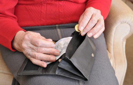 Bodo poslanci potrdili dvig minimalne pokojnine na 500 evrov?