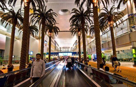 Velika Britanija prepovedala potovanja iz Združenih arabskih emiratov, odpovedani vsi leti