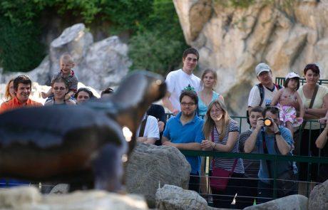 V starosti 130 let umrl najstarejši prebivalec dunajskega živalskega vrta Schurli