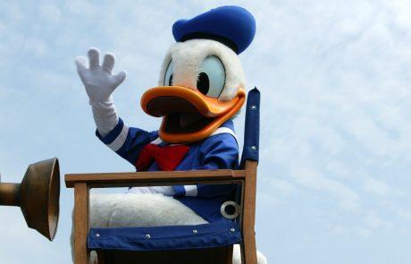 Disney bo zategnil pas: Brez dela bo ostalo 32.000 zaposlenih