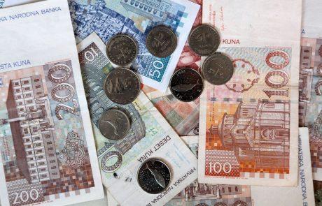Hrvaška vlada sprejela načrt za uvedbo evra