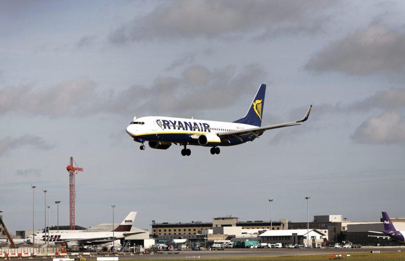 Ryanair namerava ustvariti več kot 5000 novih delovnih mest