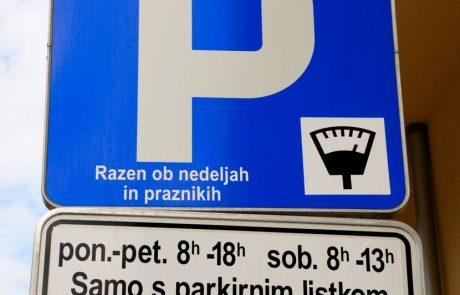V Ljubljani bodo avgusta na novih lokacijah namestili kar 70 dodatnih parkirnih aparatov