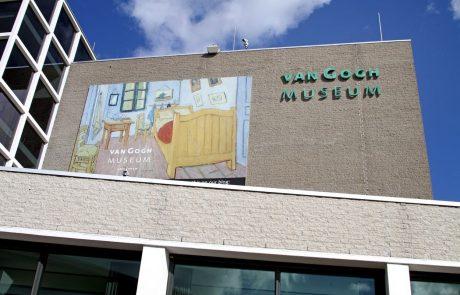 Iz muzeja na Nizozemskem ukradli Van Goghovo sliko