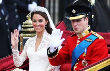 Strokovnjak za branje z ustnic razkril: Ta detajl s poroke Kate in Williama kraljici Elizabeti res ni bil všeč