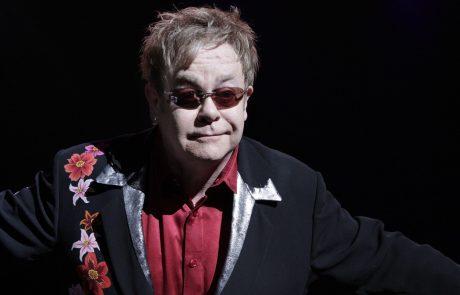 Elton John: Brexit je katastrofa za vzhajajoče britanske glasbenike