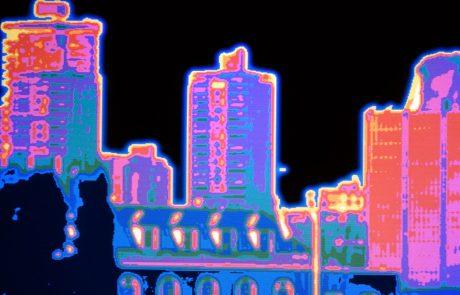 Raziskava: Izredna vročina ogroža mesta in njihove prebivalce