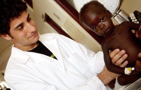 Število kronično podhranjenih ljudi na svetu se je lani povečalo že tretje leto zapored