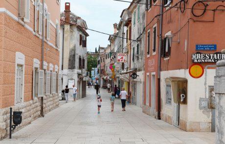 Hrvaški turizem ruši rekorde; Slovenski gostje po obisku na tretjem mestu, takoj za Nemci in Avstrijci