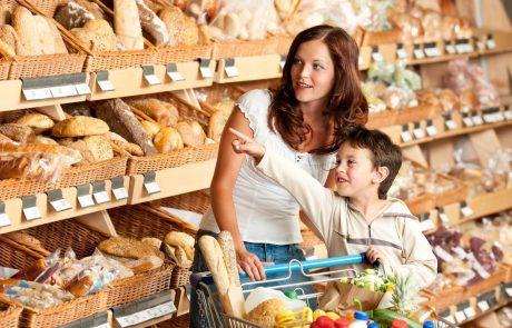 Starši, pozor: Ne izbirajte izdelkov na podlagi otrokom privlačne embalaže!