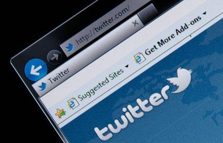 Twitter ne bo več objavljal političnih oglasov
