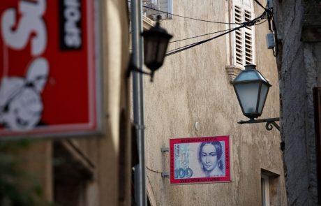 Hrvati ne kažejo pretiranega navdušenja nad uvedbo evra