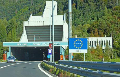 Avstrijci svoj del predora Karavanke že zvrtali, zaradi slovenske zamude se zaključek del pričakuje šele čez 7 let