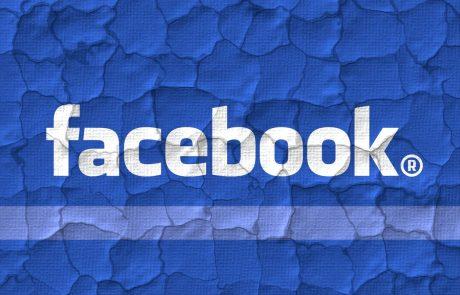 Zuckerberg napovedal spremembo imena Facebook