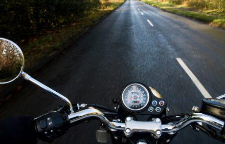 Prihaja lep in sončen vikend, motoristi pa se vračajo na ceste