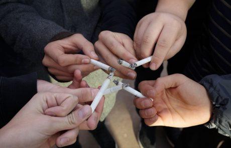 V ospredju današnjega dneva brez tobaka zaščita mladih pred manipulacijo tobačne industrije