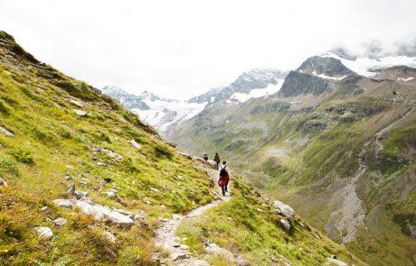 Zaradi klimatskih sprememb so gore vse bolj nevarne za obiskovalce