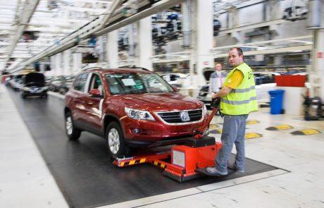 Tožbi proti VW v Nemčiji se je v treh dneh pridružilo 28.000 lastnikov dizlov