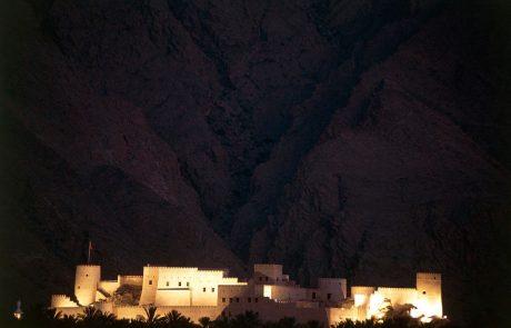 V Omanu zabeležili najvišjo nočno temperaturo v zgodovini meritev
