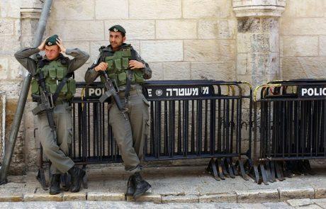 Izraelski vojaki na meji z Gazo ubili tri Palestince